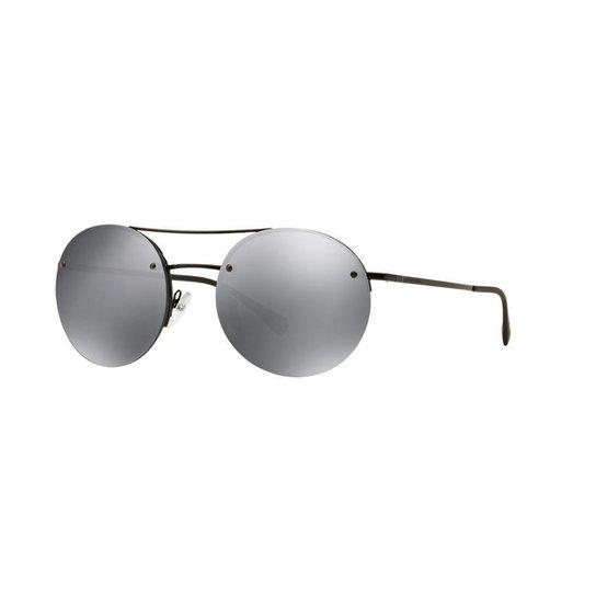 Óculos de Sol Prada Linea Rossa PS 54RS - Compre Agora   Zattini 0b6ef6a67a