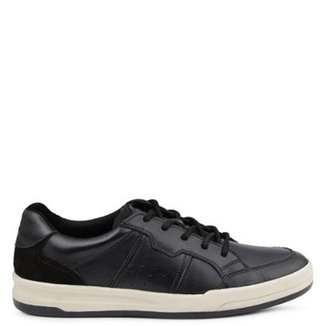 73bd3613f3f Sapatênis Mr. Cat Ultra Sneaker Comfort Couro Tecido Masculino