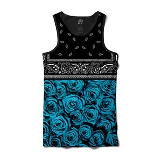 Camiseta BSC Regata Blue Rose Bandana Full Print 78f9f0babac