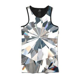 793cf1283895f Camiseta BSC Regata Full Diamonds Full Print