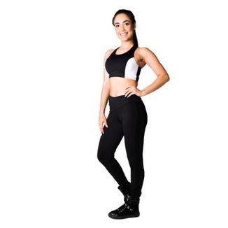 02cac0fd65 Calça Feminina Adamas Legging Cintura Alta