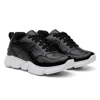 f01fb0f54 Tênis Chunky Sneaker Casual Feminino