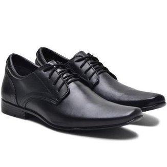 a5960c550 Sapato Social Couro Ded Calçados Com Cadarço Masculino