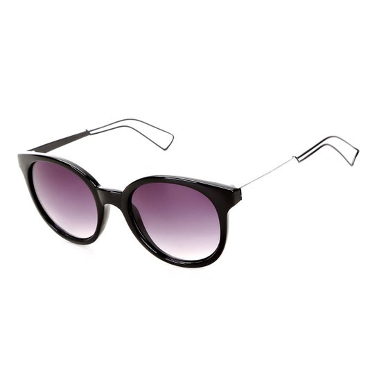 761b43449e3df Óculos De Sol King One AKZ151171 Redondo Feminino - Compre Agora ...