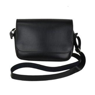75e105d40 Bolsa Chá de Mulher Transversal Black Leather