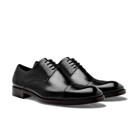 e20759af1c Sapato Social Brogan Derby Tom Masculino   Zattini