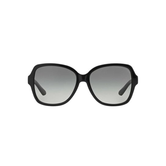 8d9014e311dc4 Óculos de Sol Armani Exchange Borboleta AX4029S Feminino - Preto ...