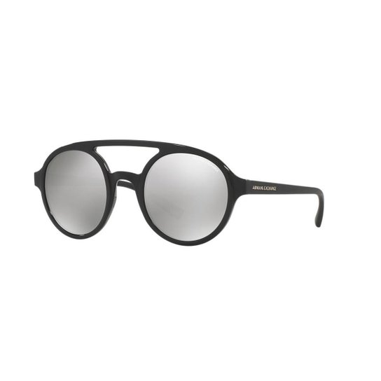 Óculos de Sol Armani Exchange AX4060S - Compre Agora   Zattini 0fd8329d72