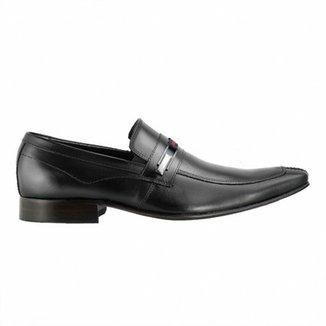 64bfe49b0 Sapato Social Em Couro, Sola De Couro - Bettarello BG365