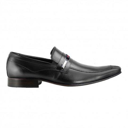 4bc8794502 Sapato Social Em Couro, Sola De Couro - Bettarello BG365 - Compre ...