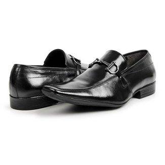 5f5d76082 Sapato Social Masculino em Couro Bico Fino Estilo Italiano Bigioni