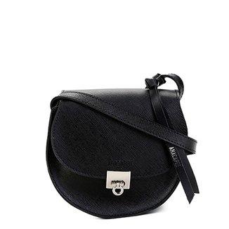 691458c152 Bolsa Anacapri Mini Bag NPQ Eco Safiano Feminina