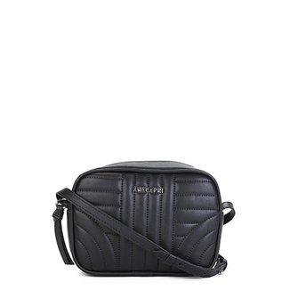 4047388c3 Bolsa Anacapri Mini Bag Transversal Matelassê Feminina