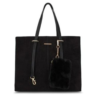 3ac42f4a6 WJ Bolsa Shopping Bag Dupla Face Feminina