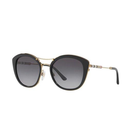 8866254b4 Óculos de Sol Burberry BE4251Q - Preto | Zattini