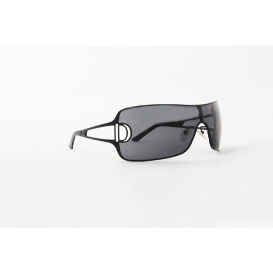 3e89c7845c Óculos de Sol Dior em Metal Lente - Preto - Compre Agora