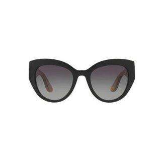 e7dbb1232efda Óculos de Sol Dolce   Gabbana Gatinho DG4278 Feminino