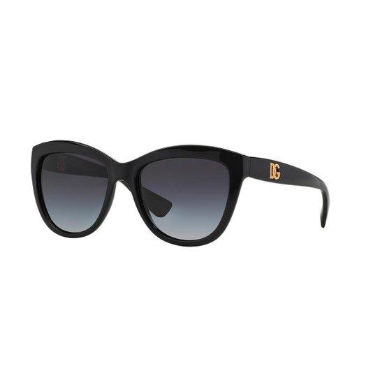 e2dc151ef27f7 Óculos de Sol Dolce   Gabbana DG6087 Logo Execution - Compre Agora ...