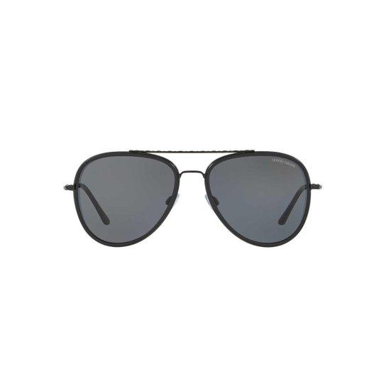 8bf5787e96c47 Óculos de Sol Giorgio Armani Piloto AR6039 Masculino - Compre Agora ...