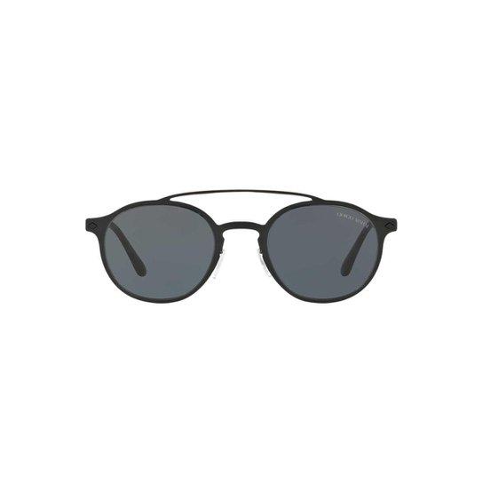 a2583dbd810cd Óculos de Sol Giorgio Armani Redondo AR6041 Masculino - Compre Agora ...