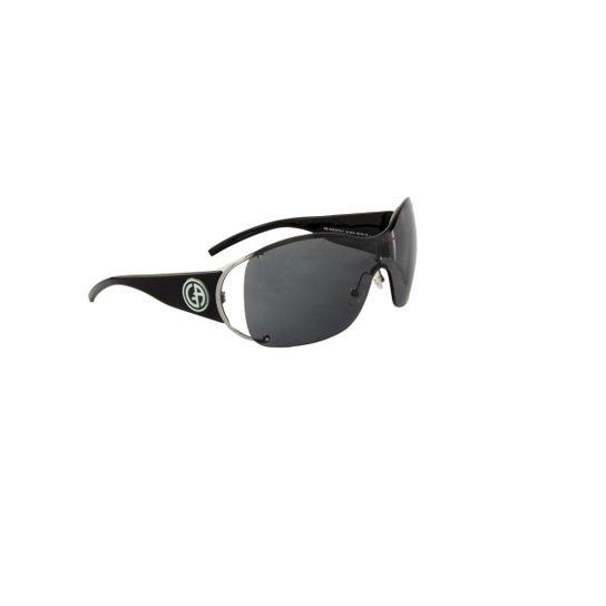 f74bbd1303130 Óculos de Sol Giorgio Armani 100% Proteção U.V. Melani Feminino - Preto