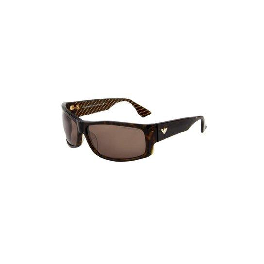 Óculos de Sol Gucci 100% Proteção UV Melani Espelhado - Preto ... 74cdafdd97