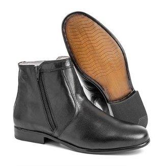 6f00e7990d Bota Social Hb Agabe Boots Masculina - Preto - Compre Agora