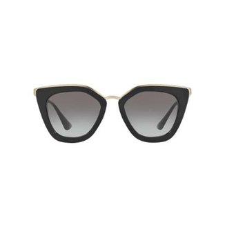 adf941d44 Óculos de Sol Prada Gatinho PR 53SS Feminino