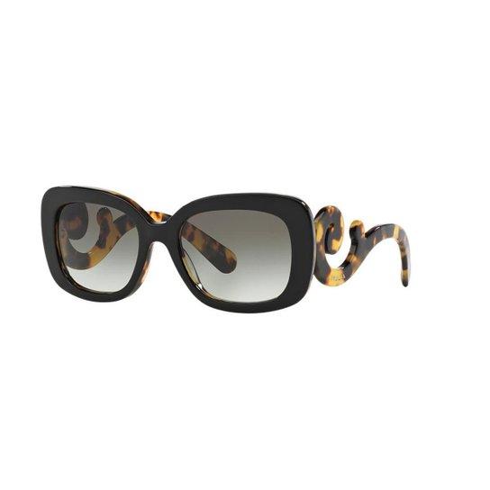 Óculos de Sol Prada PR 27OS Minimal Baroque - Compre Agora   Zattini 6adf80ba9a