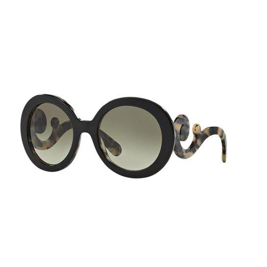 Óculos de Sol Prada PR 27NS Minimal Baroque - Compre Agora   Zattini cc160e030a