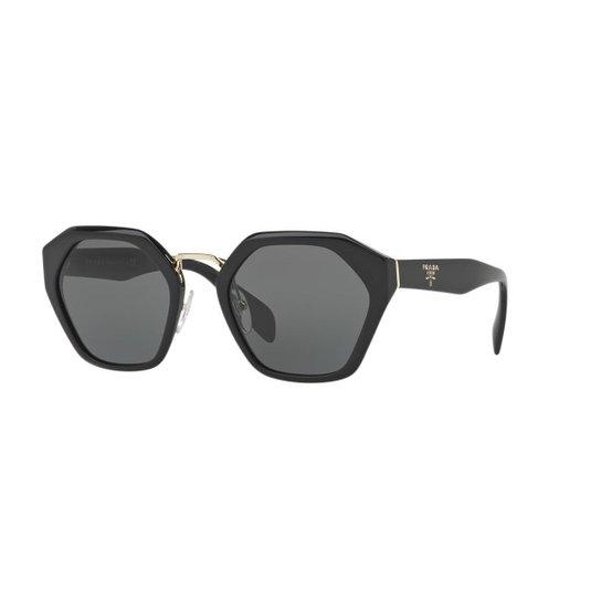 5db409d03 Óculos de Sol Prada PR 04TS - Compre Agora | Zattini