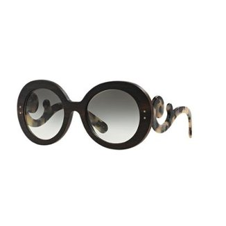 940fad9f5615b Óculos de Sol Prada PR 27RS Baroque