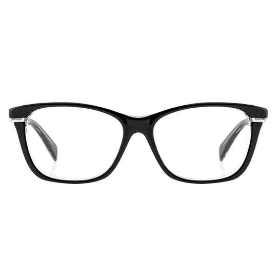 065b22893d3d0 Armação de Grau Ralph Lauren Feminino - Preto - Compre Agora