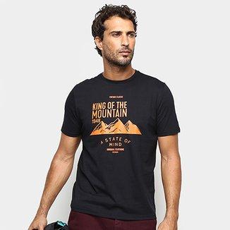 Camiseta Treebo Vintage Classic Masculina 8cb755e3cc445