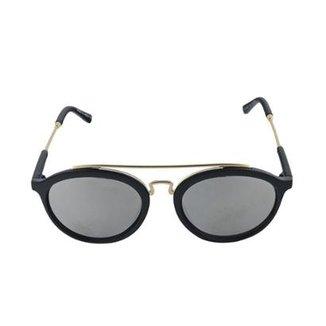 3344f7847 Óculos de Sol Khatto Round Caçador