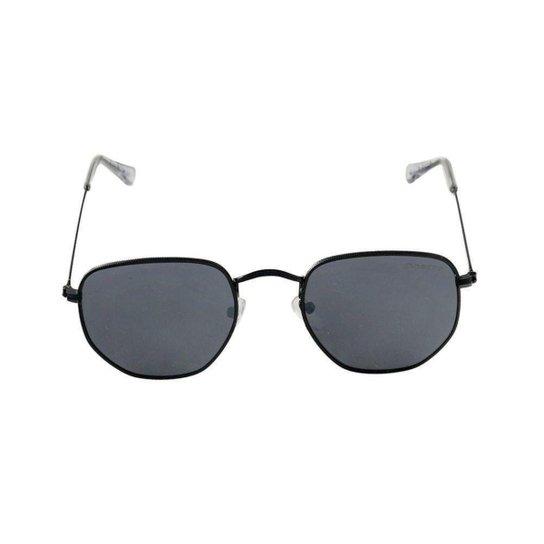 315877ec5 Óculos de Sol Khatto Fusion Round Masculino - Preto | Zattini