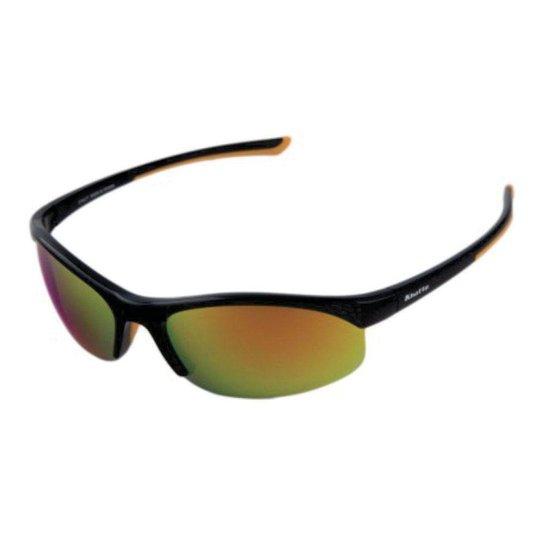 Óculos de Sol Khatto Esportivo Masculino - Preto - Compre Agora ... 407b9e9db0