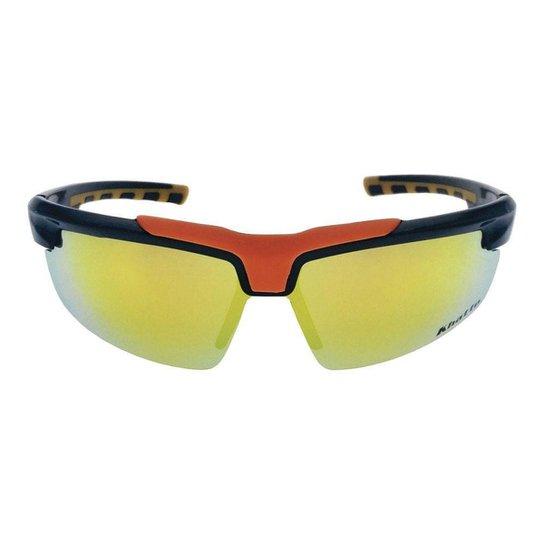 aa21b556c Óculos de Sol Khatto Esportivo Fera Masculino - Preto | Zattini