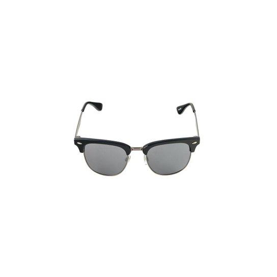 fc39b3ecf Óculos de Sol Khatto Clubmaster Ousadia - Preto | Zattini