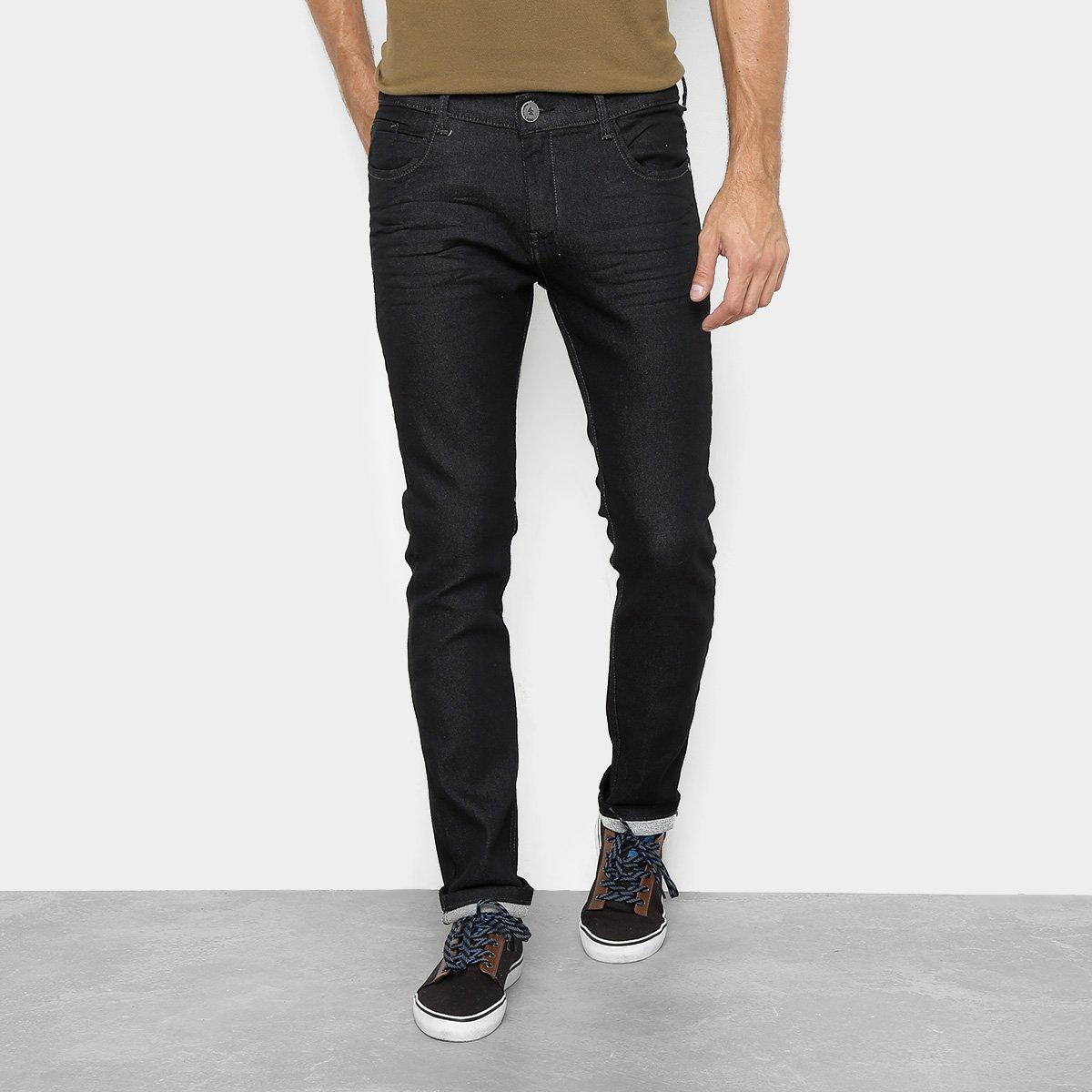 0302be81a Calça Jeans Preston Confort Jeans Moletinho Masculina