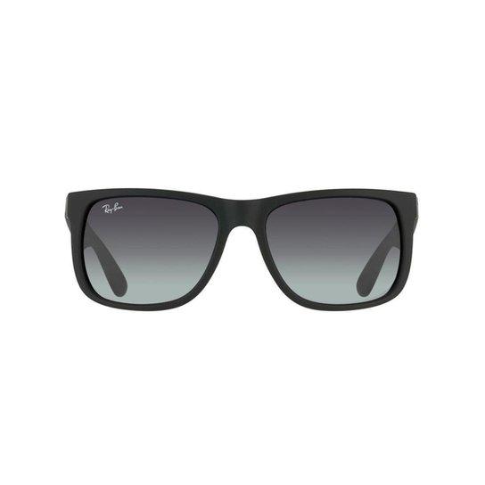 ef7f22e121dd2 Óculos de Sol Ray Ban Justin - Preto - Compre Agora