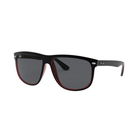 1ef9f7929cad3 Óculos de Sol Ray-Ban RB4147 - Preto - Compre Agora