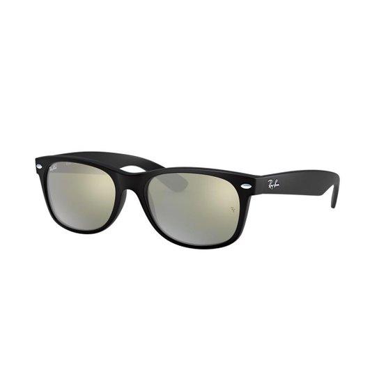 Óculos de Sol Ray-Ban RB2132 New Wayfarer Gradiente - Preto - Compre ... 3645f44a9f