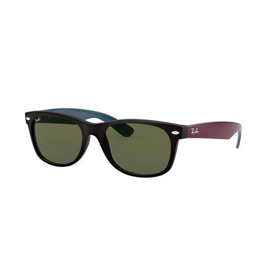 Óculos de Sol Ray-Ban RB2132 New Wayfarer - Compre Agora   Zattini 70bcd70d16