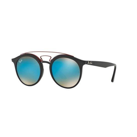 75f4b3ea29d53 Óculos de Sol Ray-Ban RB4256 Gatsby Redondo - Compre Agora   Zattini