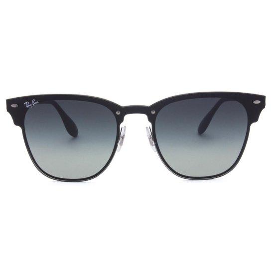 Óculos de Sol Ray-Ban Blaze Clubmaster RB3576N - 153 11 47 - Compre ... e2fedc2d2e