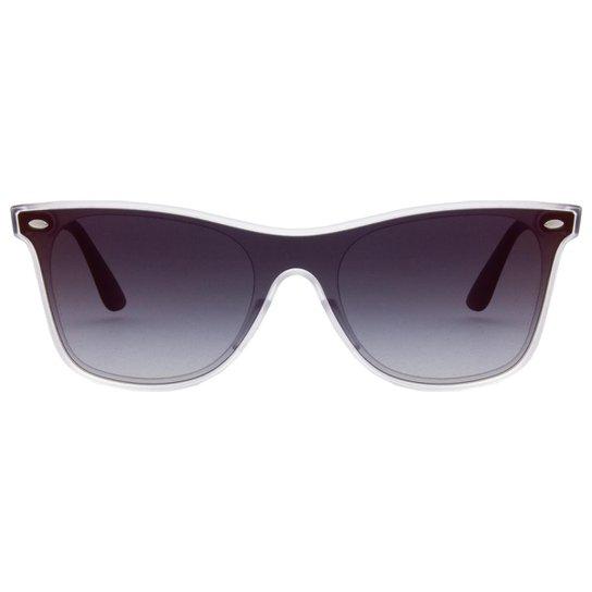 d71986ba7 Óculos de Sol Ray-Ban Blaze Wayfarer RB4440N - 6356/X0/41 - Preto ...