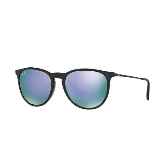 9415def886ce5 Óculos Ray-Ban Erika Feminino - Preto - Compre Agora   Zattini