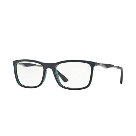4ad7ea5c3 Armação de Óculos Ray-Ban RB7029 - Preto - Compre Agora | Zattini