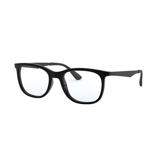 7273ca0e7 Armação de Óculos Ray-Ban RB7078 Masculina - Preto | Zattini